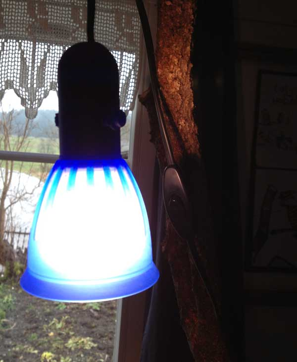 Ständerlampe