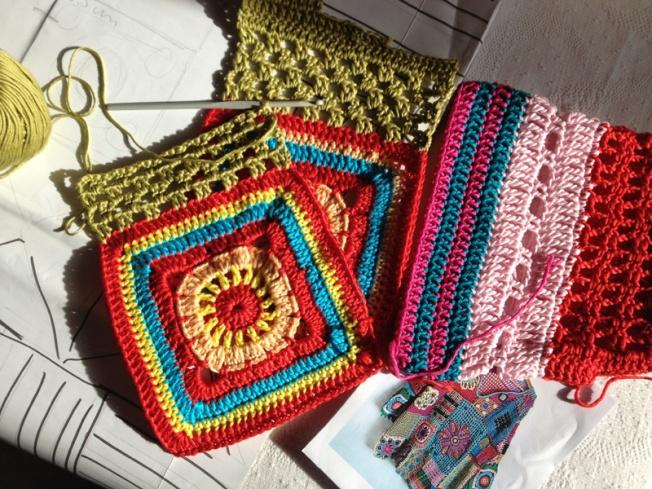 Hippiesweater4.Schritt