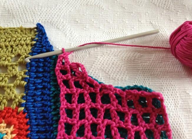 Hippiesweater4.Schritt1