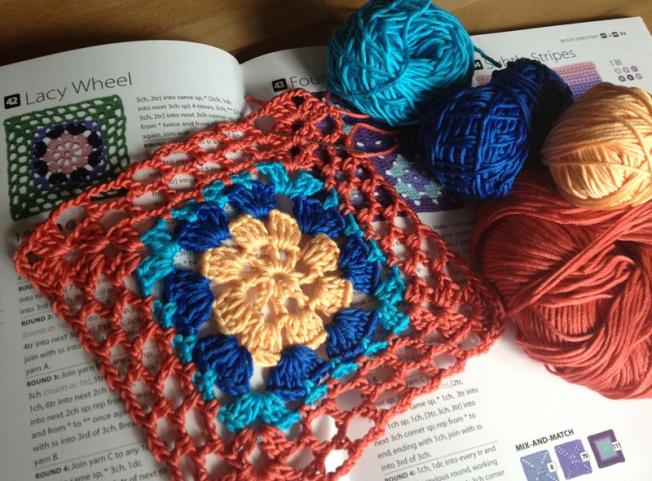 Hippiesweater6.Schritt
