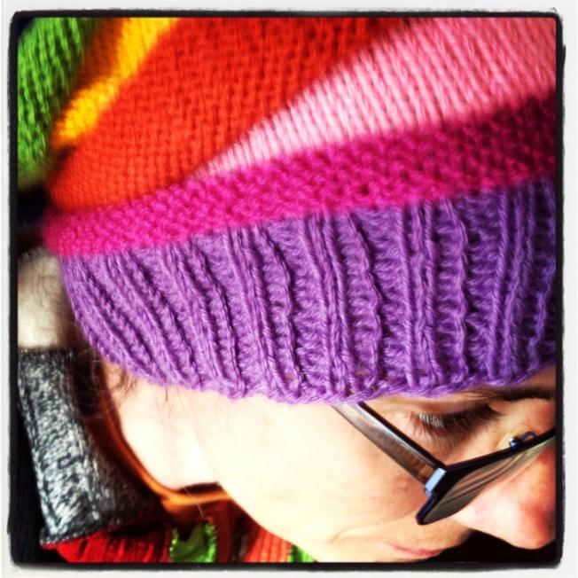 Cowl:Hat
