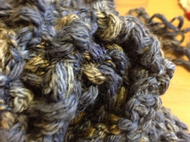 Wollknäuelblaua