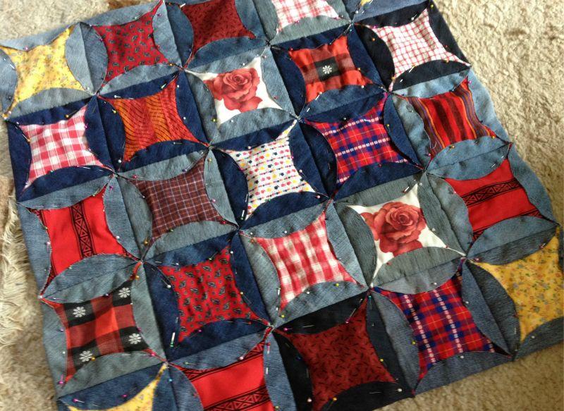 jeans recycling babajezas wundert te. Black Bedroom Furniture Sets. Home Design Ideas