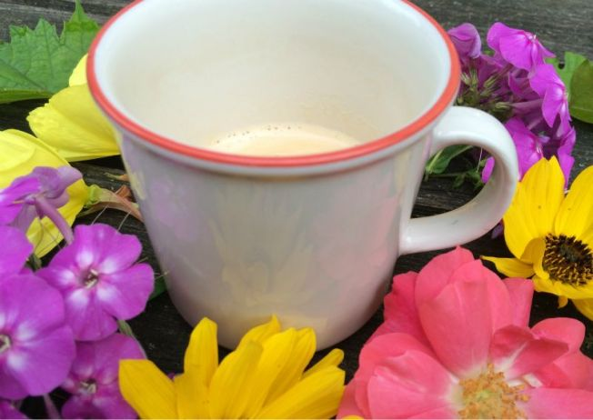 Samstags-blumig-Kaffee