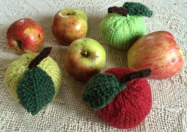Äpfelzweierlei