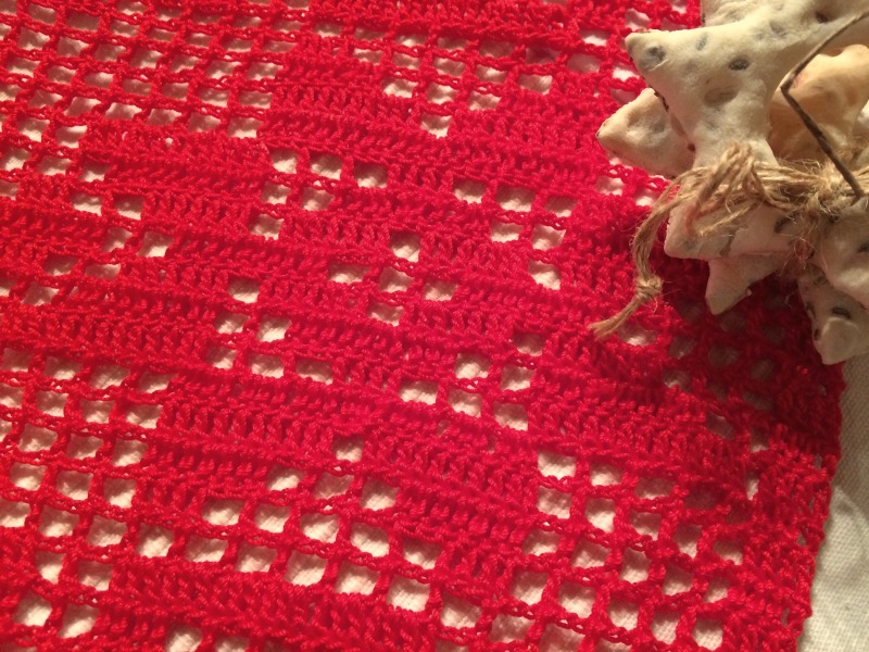 Beautiful Stricken Zucken Frei Muster Vignette - Decke Stricken ...