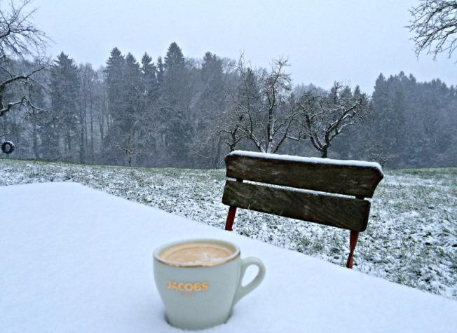 KaffeeimSchnee