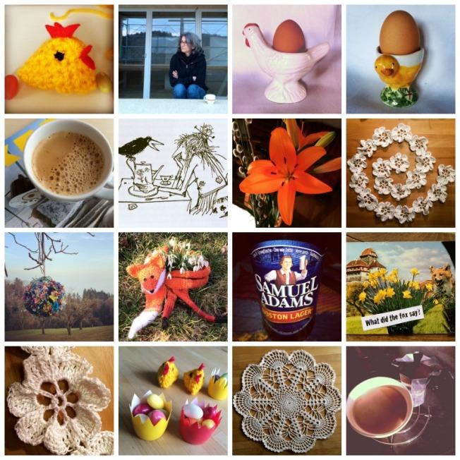 März-Collage
