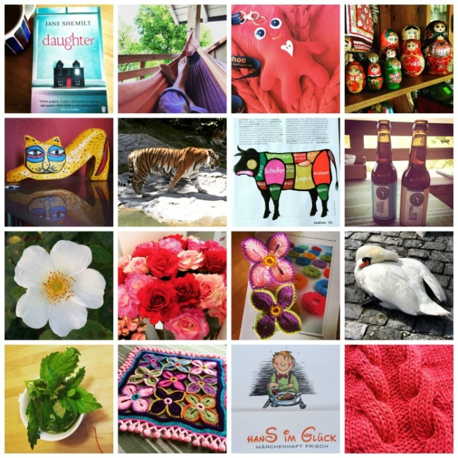 Juni-Insta-Collage