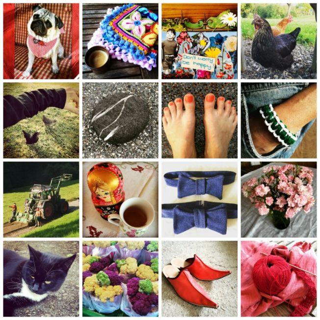 Juli-Insta-Collage