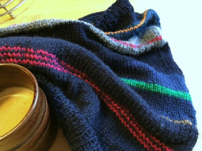 Colourful Day Cowl