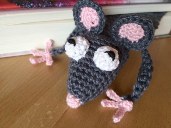 Book Rat Free Crochet Pattern | 438x584