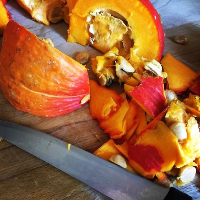 pumpkinschnetzeln