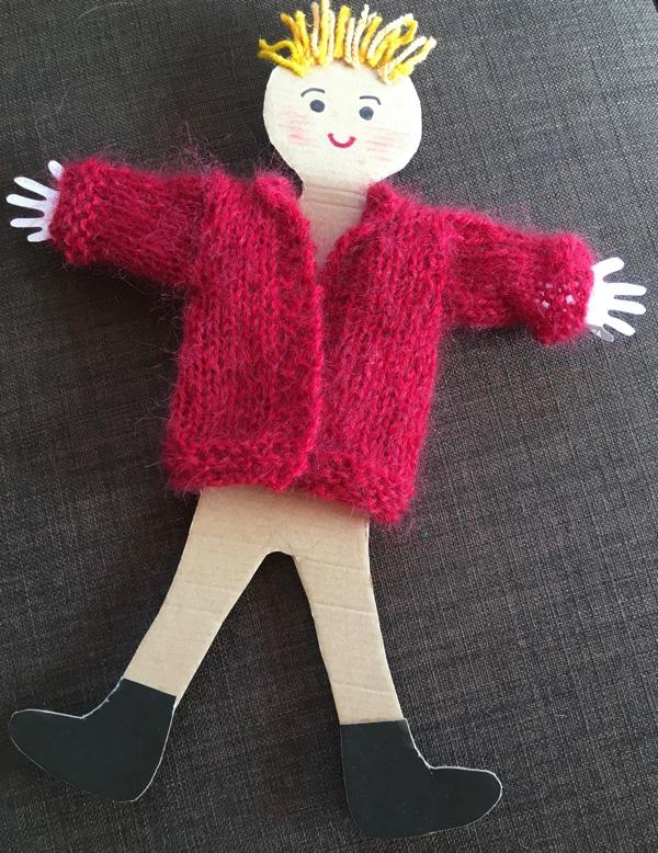 Puppenpullover