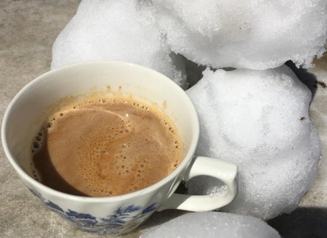 KaffeemitSchneeball