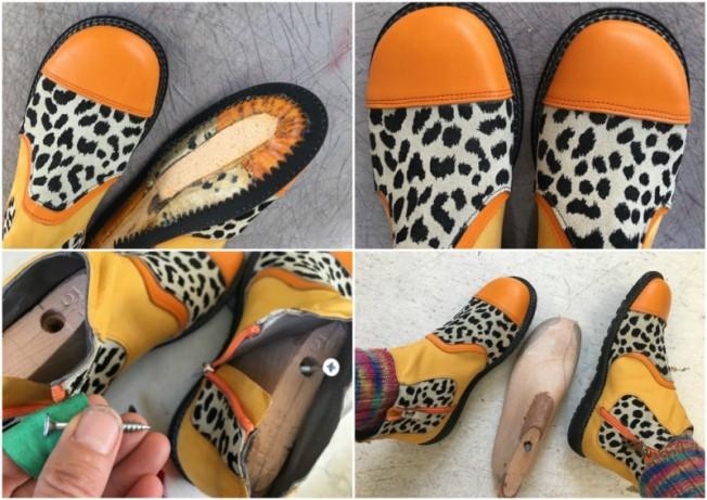 SchuheAusleisten