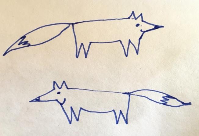 Fuchszeichnen