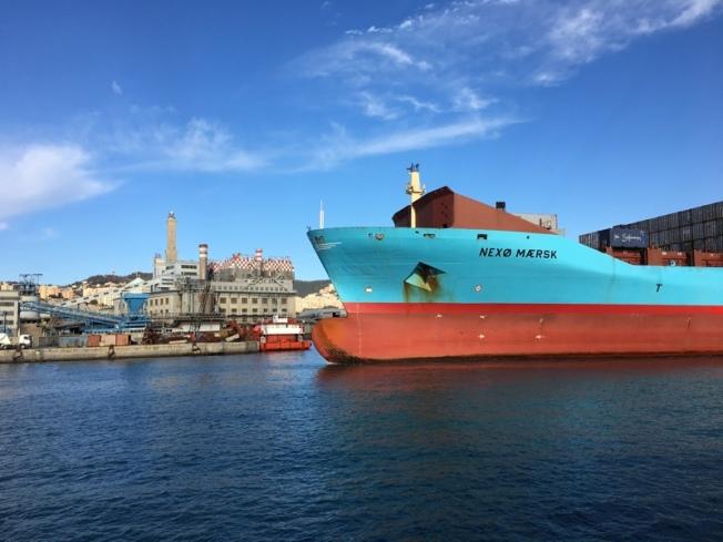 Frachthafen