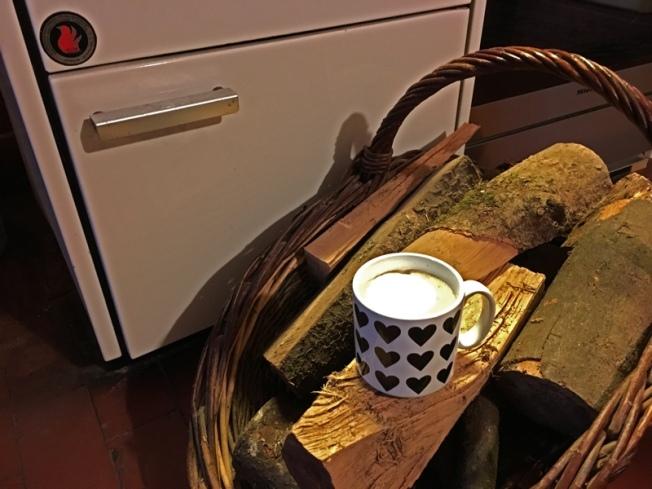 KaffeeHolzkorb