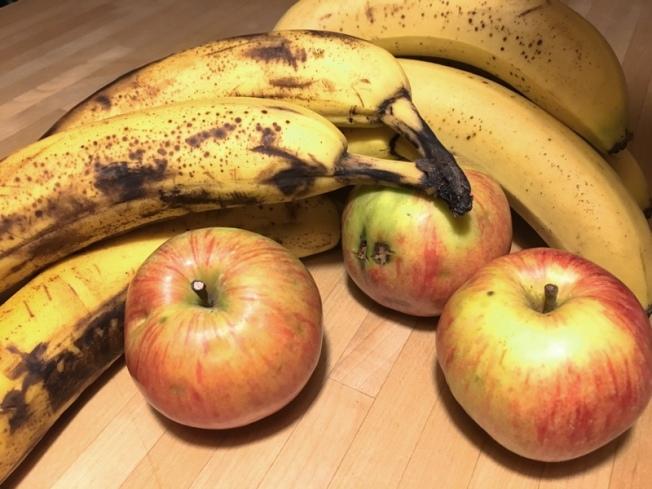Bananenäpfel