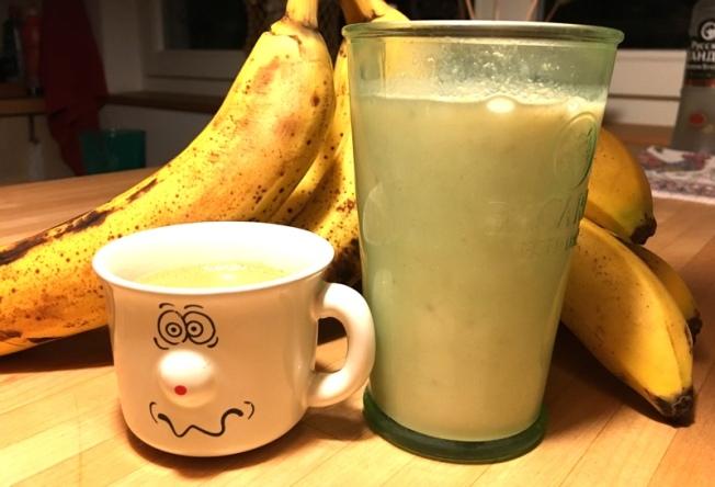 Bananenkaffee