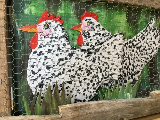 HühnerimHaag3